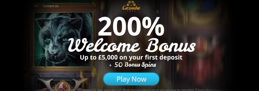 casimba casino free spins offer promo promotion freespinsexpert nline casino slots gambling