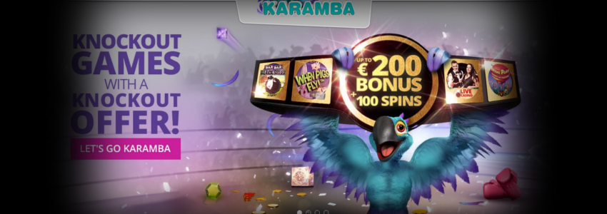 Get 100 Free Spins On Karamba Casino Freespinsexpert Com