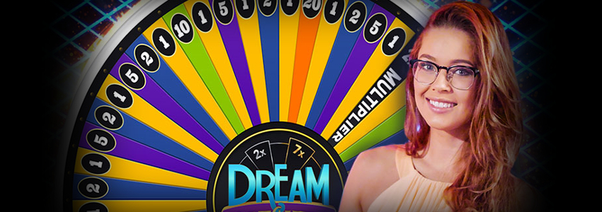 freespinexpert live dream catcher evolution gaming online casino